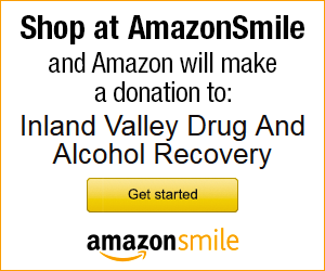 Shop at Amazon Smile and Amazon will make a doniation to Inland Valley Drug and Alcohol Recovery